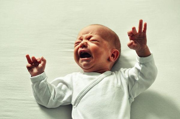 co jest dobre na kolkę dla niemowląt