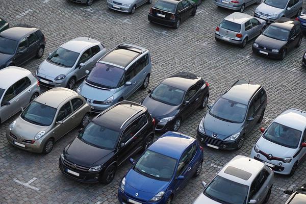 parking kraków balice